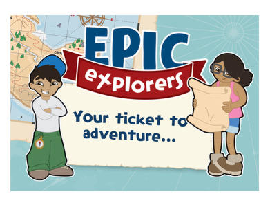 epic explorers invitations pack of 50 christianity explored