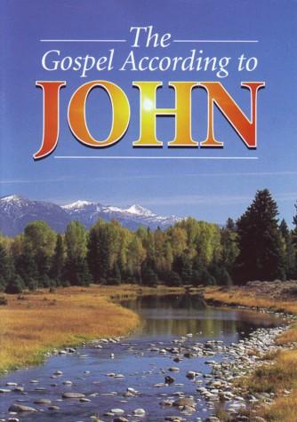 KJV Gospel According to John (pack of 10)