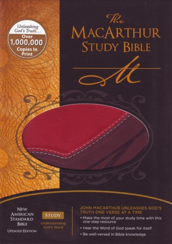Choosing a Good Study Bible