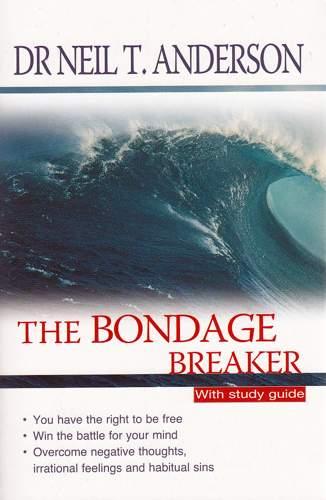 bondage breaker with study guide anderson neil book icm books rh icmbooksdirect co uk