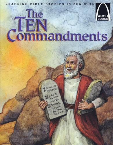 Arch Books - The Ten Commandments, Arch Books: Book | ICM ...