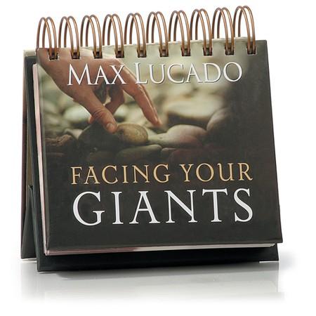 Perpetual Calendar Facing Your Giants Lucado Max
