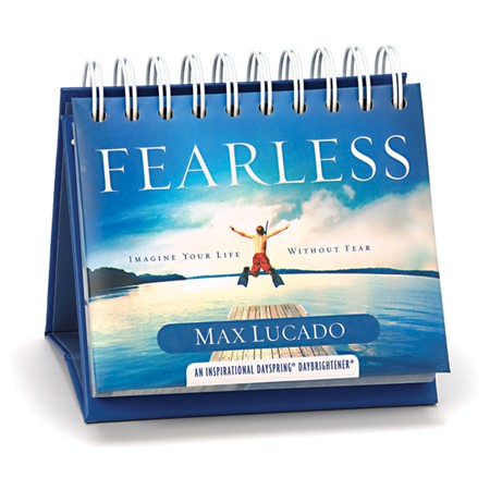 Perpetual Calendar Fearless Lucado Max Other Icm Books