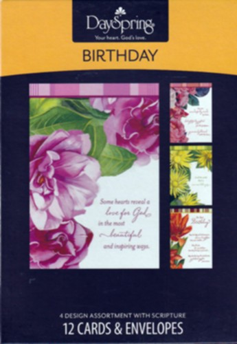 Beautiful Sentiments Birthday Cards