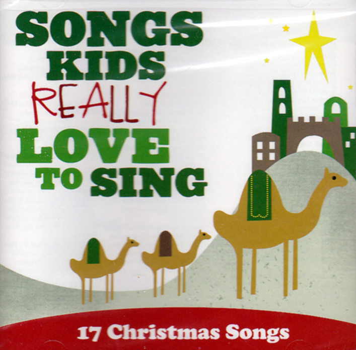 CD - Song Kids Really Love to Sing: Christmas Songs - CMS, Various ...