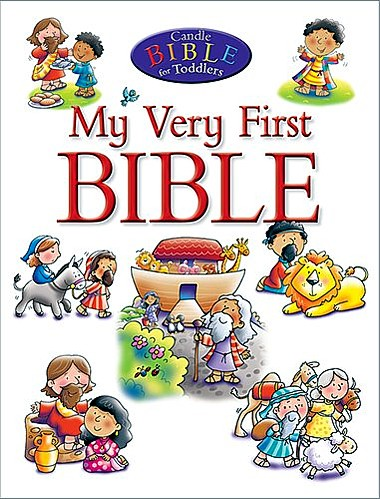 My Very First Bible (Candle Bible For Toddlers)