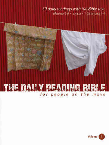 Daily Bible Study - DailyBibleStudy.Org