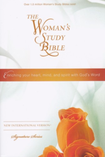 Bible Review + Giveaway: NIV The Woman's Study Bible from ...