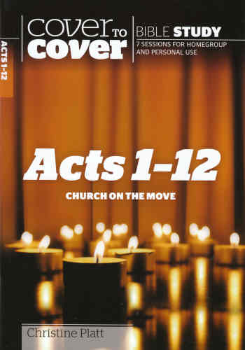 book of acts bible study guide pdf