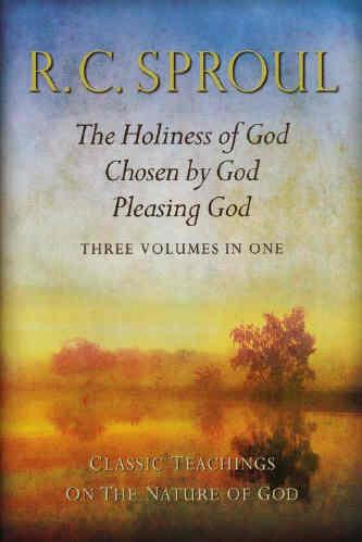 Holiness Of God Chosen By God Pleasing God 3 Books border=