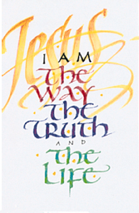 Tract   Jesus I Am The Way The Truth The Life (pk 25)