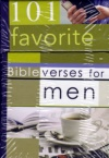 101 Favorite Bible Verses for Men, Box of Blessings