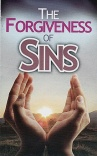 Tract - The Forgiveness of Sins (Pack of 100)