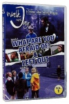 DVD - Walk with Jay, What are You Afraid Of & Left Out, DVD 1
