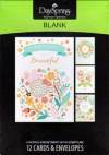 Cards - Blank - Loving Life - 45000 (Box of 12)