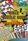 Bible Puzzle Book Based on the Old Testament