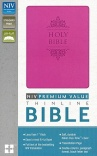 NIV Premium Value Thinline Bible, Orchid