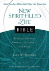 NIV New Spirit Filled Life Bible, Hardback