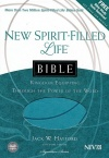 NIV New Spirit Filled Life Bible, Turquoise Imitation Leather
