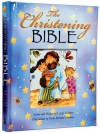The Christening Bible, Padded Hardback Blue