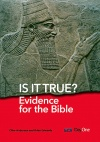 Is it True? Evidence for the Bible - Booklet