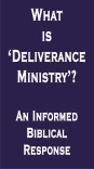 Tract - What is Deliverance Ministry? TFTT (pack of 10)