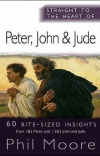 Straight to the Heart of Peter, John & Jude -STTH