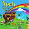Noah and the Flood, Read and Play, Board Book