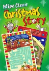Wipe Clean Christmas Story - CMS