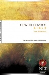 NLT New Believer's Bible New Testament, Paperback Edition
