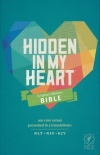 NLT Hidden in My Heart Scripture Memory Bible, Paperback Edition
