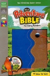 NirV Adventure Bible for Early Readers, Blue & Tan Duo-Tone