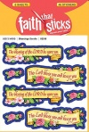 Blessings Scrolls, A Faith that Sticks, Stickers