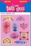 Psalms Signs, A Faith that Sticks, Stickers