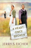 A Heart Once Broken, St. Lawrence County Amish Series