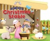 Christmas Stable, Lift the Flap, Board Books - CMS