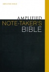 Amplified Note Taker's Bible, Hardback Edition