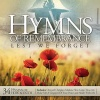 CD - Hymns of Remembrance, Lest We Forget - (2 CD's)