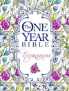 NLT, The One Year Bible Creative Expressions Edition, Paperback Edition
