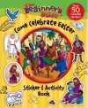 Beginner's Bible Come Celebrate Easter Sticker & Activity Book