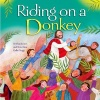 Riding On A Donkey, Board Book