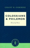 Colossians & Philemon, Verse by Verse - ONTC