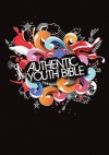 ERV Authentic Youth Bible Black, Hardback Edition