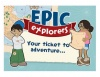 Epic Explorers Invitations (Pack of 50) Christianity Explored Children