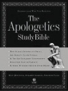 HCSB The Apologetics Study Bible, Brown Bonded Leather