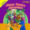 Jesus Enters Jerusalem and He Is Risen: Easter Flip Book