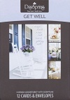 Cards - Get Well - 74889 (Box of 12)