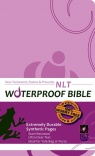 NLT Waterproof Pink, New Testament with Psalms and Proverbs