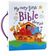 The Story of Jesus, Padded Boardbook with Carry Handle