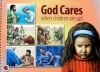 God Cares When Children are Sad - Flash Card Story